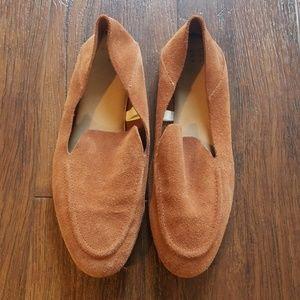 Target A New Day Jisela cognac loafers 9